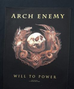 parch / backpatch arch enemy