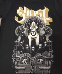ghost the band tshirt