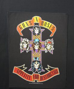 Guns N Roses Official Back Patch