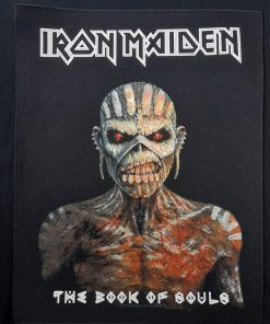 iron maiden book of souls patch / parche