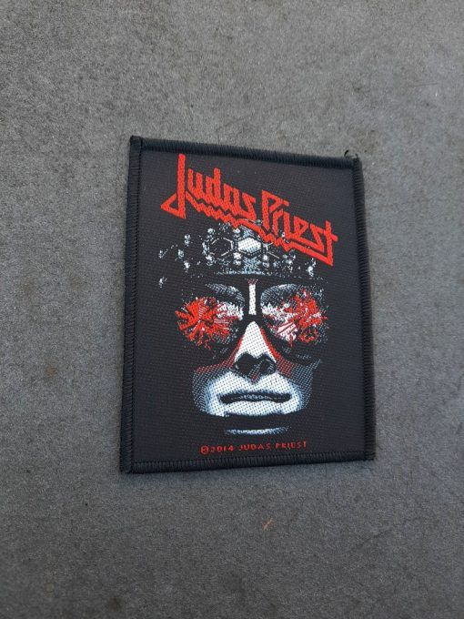 """Parche Judas Priest """"Hell bent for leather """""""