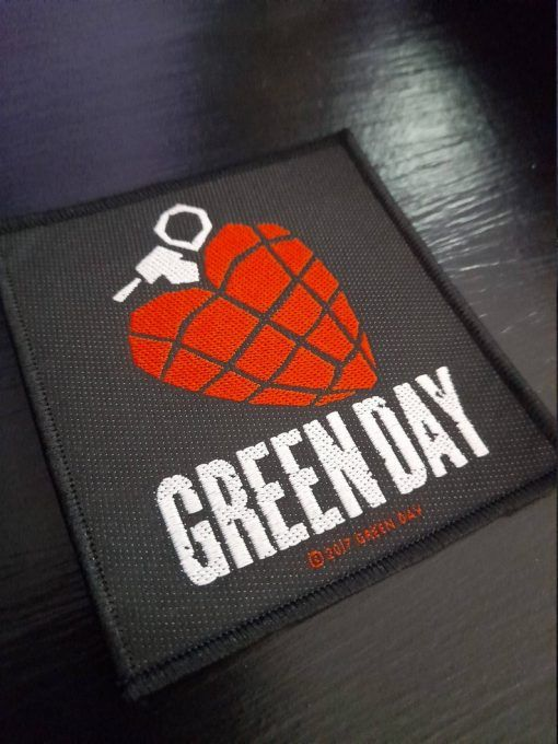 """Parche Green Day """"American Idiot"""""""