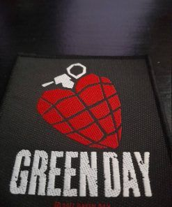 Parche Green Day