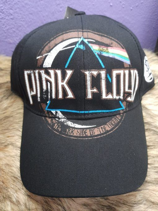"""Gorra oficial Pink Floyd """"The dark side of the moon"""""""