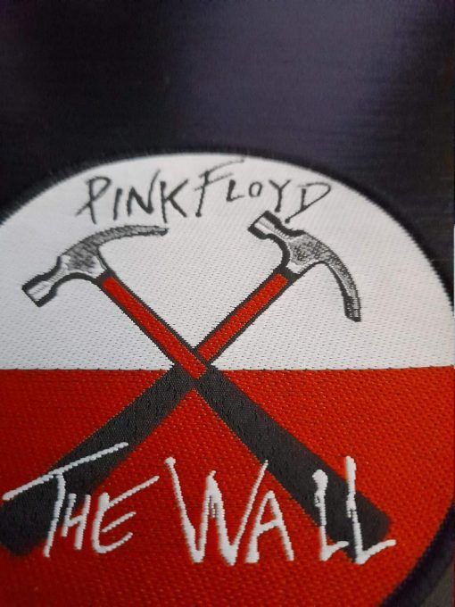 """Parche Pink Floyd """"The wall"""""""