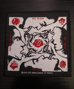 Parche Red Hot Chili Peppers