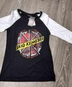 Camiseta mujer Dead Kennedys