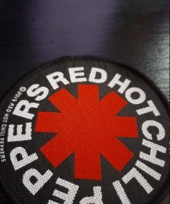 Parche Red Hot Chili Peppers logo